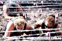 Barbed Wire / Mud Crawl